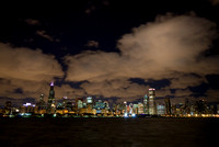 Chicago Skyline (wide angle)